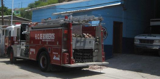 Saldo blanco y pocos servicios este diciembre, reportan Bomberos de La Paz