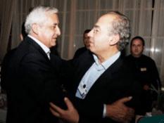 Reaparece FCH en Davos