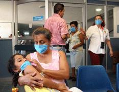 Alerta por enfermedades de las vías respiratorias