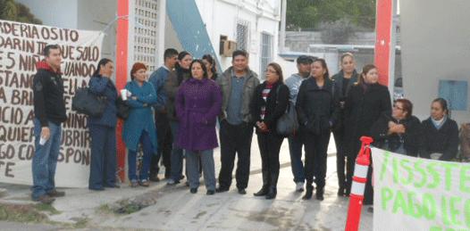 Resurge el conficto entre Estancia Bellavista, Osito Mandarín y el ISSSTE