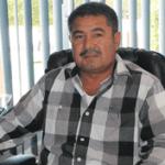 Tesorero Municipal, Guadalupe Ramírez Núñez.