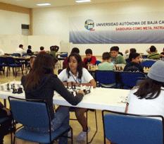 UABCS fue sede de ajedrez a Nivel Primaria