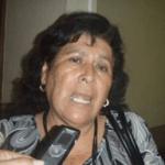 María Elena Alonso.