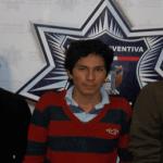 José Guadalupe Machado Maldonado, Omar Cano Murillo y Cristóbal Uriel Toledo Cortés.