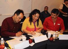 Comité Estatal de Salud Alimentaria 2013