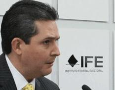 Visitará el estado consejero del IFE