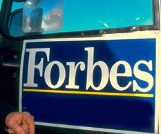 Sacan al Chapo de Forbes