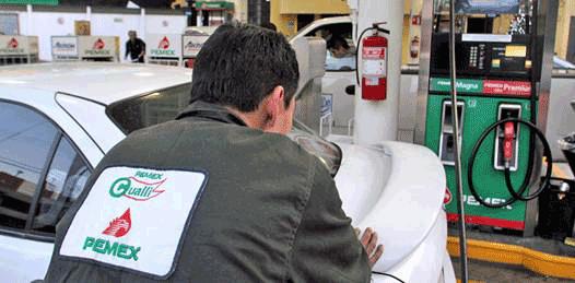Que exhiban a gasolineros abusivos, pide diputada