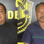 Jesús Gerardo y Miguel Angel Fraga Cerda.