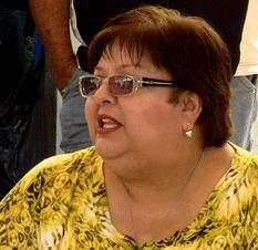 Martha de la Peña Avilés.