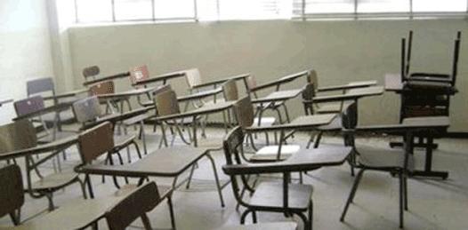 """Que """"no le haga al Secretario de Educación"""", piden paristas al líder de padres de familia"""
