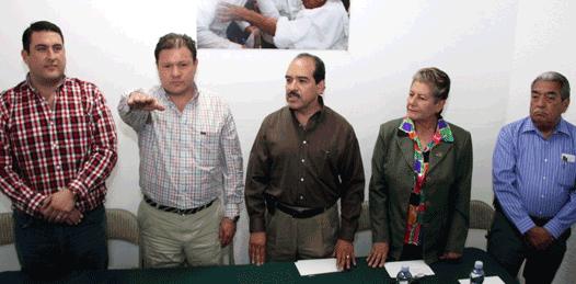Irene Caballero, nueva dirigente estatal del PRI