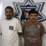 Raymundo Cástulo y Gabriel Cota Alfaro.