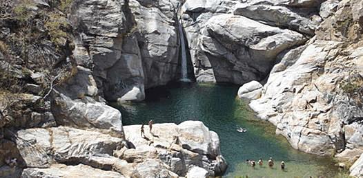 Más de mil visitantes espera la Sierra de La Laguna en Semana Santa
