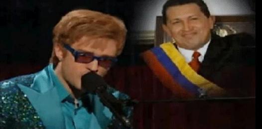 Timberlake le canta a Chávez