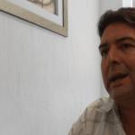 El diputado Juan Alberto Federico Valdivia Alvarado