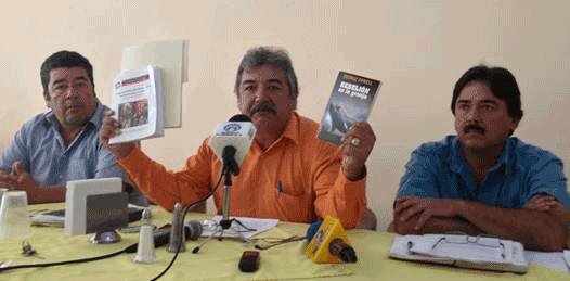 """Desalojo del SNTE sólo """"una cortina de humo"""", señalan maestros democráticos"""