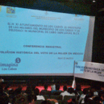 Conferencia del IFE