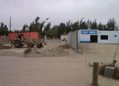 Apoya SAPAS construcción de la nueva comandancia