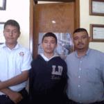 Martín Hernández Ventura y José Daniel Henkel Álvarez