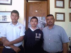 Alumnos de la Técnica 16, al Nacional de Matemáticas