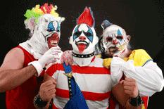 Los Payasos Murder Clown y Psycho Clown