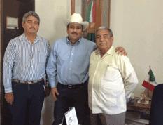 Se reúne Alcalde con Delegado de la SEDATU
