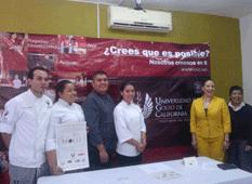 Octava muestra de comida prehispánica en la UGC