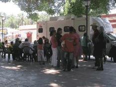 Caravanas de la salud
