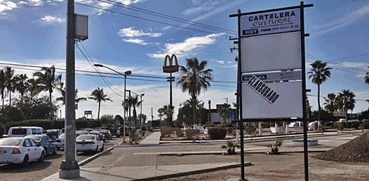 Clausura Ayuntamiento carteleras de Cultura Estatal