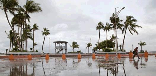 Con más fuertes tormentas, vendrá la temporada de huracanes