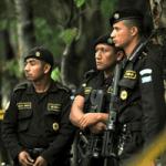 La policía detiene a Marco Antonio Sian Chávez