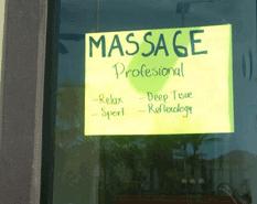 Proliferan los negocios de masajes en Los Cabos