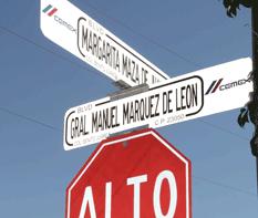 Inicia Alcaldesa colocación de nomenclatura en la ciudad