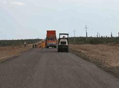 Inversión de más de 100 mdp en pavimentación