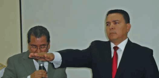 Un sinaloense, el nuevo delegado de Gobernación