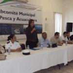 Subcomité Municipal de Pesca y Acuacultura