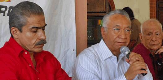 Voto secreto, no directo pide Isaías González para la elección priista