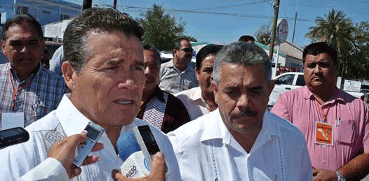 """Para el líder nacional del magisterio """"los del CNTE son una absoluta minoría"""""""