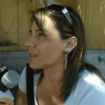 La presidente de la Asociación Regional de Padres, Adriana López Monje.