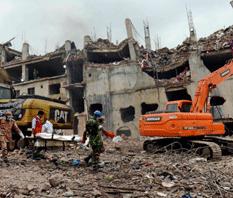 Bangladesh: más de mil muertos
