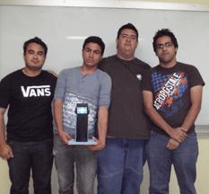 Ganan estudiantes UABCS concurso de ciencia