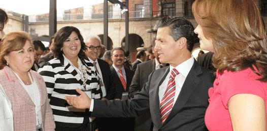 Asiste Alcaldesa a presentación de PND