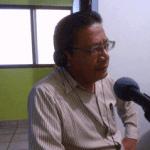 Fernando Valencia Márquez, presidente de la Sociedad de Padres de Familia de la escuela Secundaria Técnica 16.