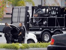 Hallan explosivos en Los Angeles