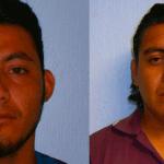 Ángel Refugio Agúndez Green y Jesús Aarón Flores Rodríguez