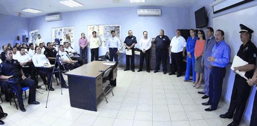 Seguirá la profesionalización de la Policía: JAAM