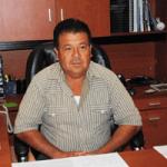 El director general del Organismo Operador Municipal del Sistema de Agua Potable y Alcantarillado de Loreto, Jorge Magdaleno Acosta.