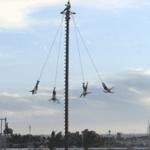 exposición fotográfica Los voladores de Papantla