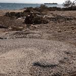 Tiradero de escombros